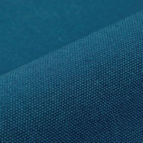 Samba - Ocean Blue (31) - Bright blue cotton and viscose woven together into a plain fabric