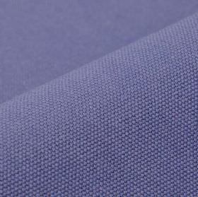 Samba - Purple Blue - Cotton and viscose blend fabric made in a plain colour that's a blend of lilac and cobalt blue