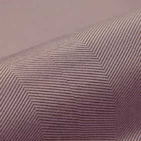 Vogue CS - Paars-13 - Lavender coloured 100% Trevira CS fabric featuring a subtle pattern of thin diagonal lines in a slightly darker shade