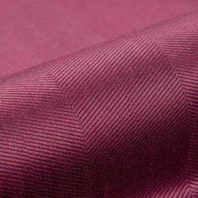Vogue CS - Paars (15) - Fabric finished with a slight sheen, made from Royal purple coloured 100% Trevira CS with a subtle diagonal line pat