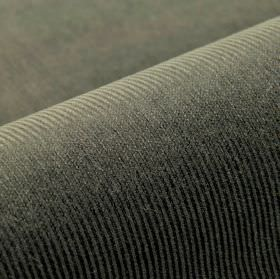 Orion - Brown (7) - Subtle pinstripes patterning cotton, polyester and viscose in two similar dark shades of grey