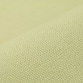 Breakline - Cream - Fabric made from linen and polyester in a very pale shade of green