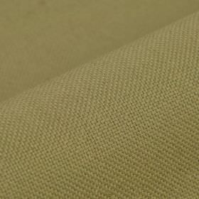 Breakline - Light Taupe (5) - Dusky green coloured fabric made from linen and polyester