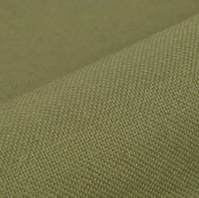 Breakline - Light Beige (6) - Plain fabric made from linen and polyester in a colour that's a blend of dusky green and grey