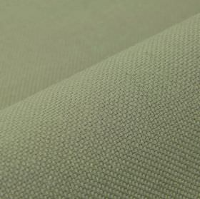 Breakline - Dark Beige - Light grey coloured linen and polyester blend fabric finished with a very subtle hint of duck egg blue