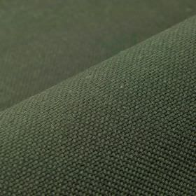 Breakline - Grey - Fabric made from a plain blend of linen and polyester in battleship grey