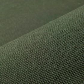 Breakline - Dark Grey - Dark green-grey coloured linen and polyester blend fabric