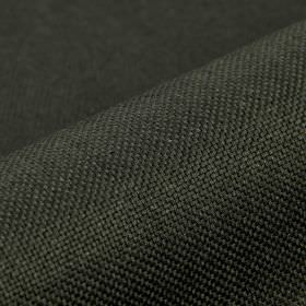 Breakline - Black - Slate grey coloured fabric made from linen and polyester