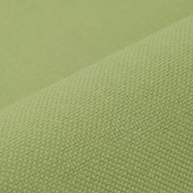 Breakline - Celadon (17) - Summery light mint green coloured linen and polyester blend fabric
