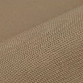 Breakline - Pink - Fabric made from light brown coloured linen and polyester with a slight hint of light grey