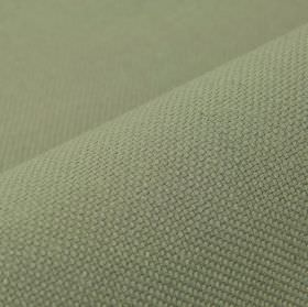 Break - Light Grey - Light grey fabric made from an unpatterned mixture of linen and polyester