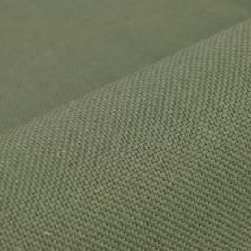 Break - Grey (9) - Plain iron grey coloured fabric featuring a mixed content made with equal parts linen and polyester