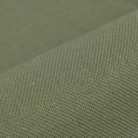 Break - Dark Grey - A few pale coloured threads highlighting dark grey linen and polyester blend fabric