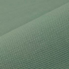 Break - Grey Blue - A light grey tinge covering duck egg blue coloured linen and polyester blend fabric