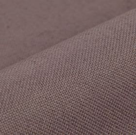 Break - Purple - Linen and polyester blended together into a plain fabric made in a chic pinkish grey colour