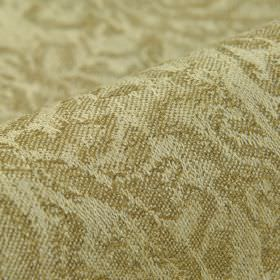 Masai - Beige (1) - Subtle patterns covering linen, polyester and viscose blend fabric in similar, light shades of grey and beige
