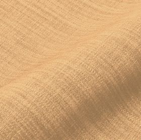 Prino - Beige3 - Fabric woven from caramel and grey-brown coloured threads of linen, polyamide and viscose