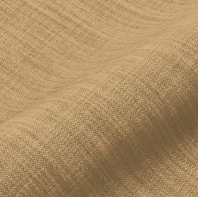 Prino - Brown (5) - Coffee and wafer coloured threads woven together into a linen, polyamide and viscose blend fabric