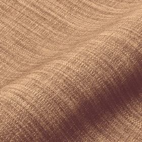 Prino - Brown4 - Fabric woven from linen, polyamide and viscose in light and chocolate shades of brown