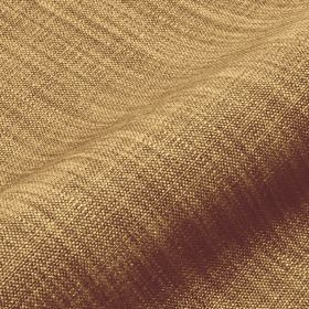 Prino - Green2 - Warm cream and dusky brown colours streaking across linen, polyamide and viscose blend fabric