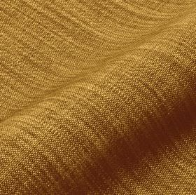 Prino - Brown (34) - Fabric made from a golden green and olive green-brown coloured blend of linen, polyamide and viscose