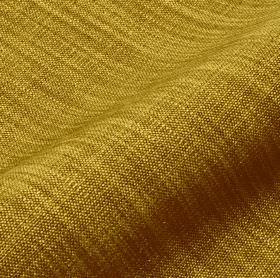 Prino - Green5 - Golden yellow and olive green threads woven together to create a patchily coloured linen, polyamide and viscose blend fabric