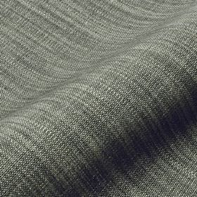 Prino - Grey3 - Light and dark grey threads woven together into a fabric with a linen, polyamide and viscose blend