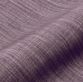 Prino - Purple5 - Linen, polyamide and viscose blend fabric woven with threads in lilac and dark purple-grey colours