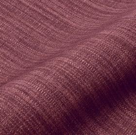 Prino - Purple (55) - Maroon coloured fabric made from a blend of linen, polyamide and viscose, streaked with threads in a lighter shade