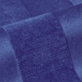 Stopera - Blue (16) - Subtle stripes featuring a soft textured finish patterning cotton, modal and polyester blend fabric in rich Royal blue