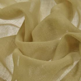 Locking CS - Feather (6) - 100% Trevira CS fabric made in a light creamy beige colour
