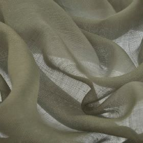 Locking CS 300cm - Mouse - Stormy grey coloured fabric made entirely from Trevira CS