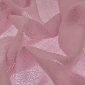 Locking CS - Pink (23) - Thinly woven fabric made from blush pink coloured 100% Trevira CS