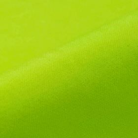 Frevo - Green (4) - 100% Trevira CS fabric made in a very bright, flat shade of lime green