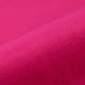 Frevo - Fuchsia - Deep raspberry coloured fabric made from unpatterned 100% Trevira CS