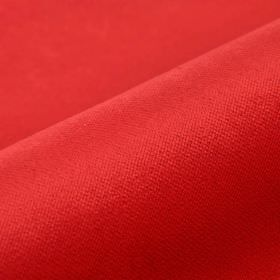 Frevo - Red - Plain fabric made from bright red coloured 100% Trevira CS