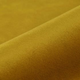 Frevo - Caramel (7) - Plain fabric made from 100% Trevira CS in a stylish olive green colour