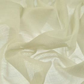 Sousta CS - Cream (2) - Fabric made from very thin cream-grey coloured 100% Trevira CS