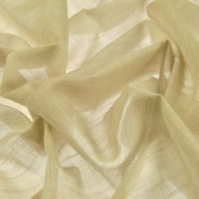 Sousta CS 307cm - Sand - Dark cream-beige coloured fabric which has been woven thinly from 100% Trevira CS