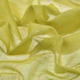 Sousta CS - Green (26) - Kiwi green coloured 100% Trevira CS fabric which has been woven very thinly