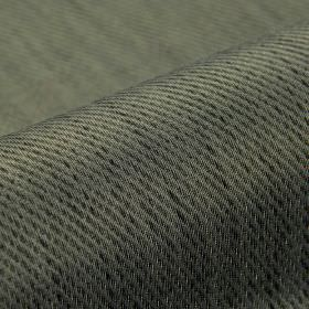 Bostella - Dark Grey (3) - Very dark slate and gunmetal grey shades woven together into a plain 100% polyester fabric