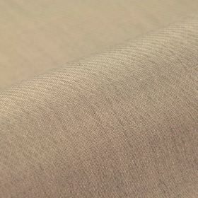 Bostella - Pink (5) - Plain fabric made from 100% polyester in a colour that's a blend of light shades of beige and grey