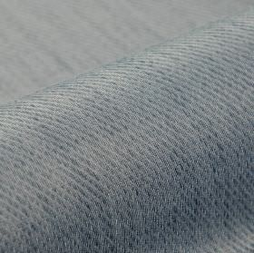 Bostella - Blue - Steely blue coloured fabric made entirely from plain polyester