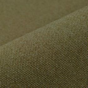 Samba - Brown8 - Dark leaf green coloured cotton and viscose blended together into a plain fabric