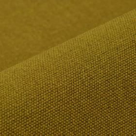 Samba - Brown11 - Fabric made from a mixture of cotton and viscose in a dark shade of lime green