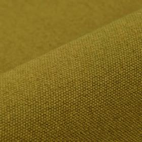 Samba - Brown12 - Fern green coloured cotton and viscose blend fabric