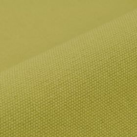 Samba - Cream Yellow - Apple green coloured fabric made from a blend of cotton and viscose