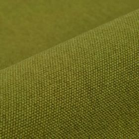 Samba - Green - Fabric made from cotton and viscose in a rich grass green colour