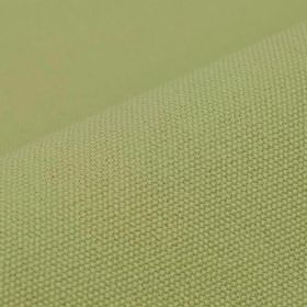 Samba - Green3 - Cotton and viscose blend fabric made in a plain, summery, light shade of green
