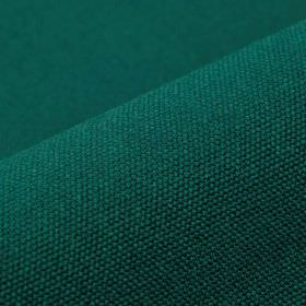 Samba - Blue3 - Deep teal coloured fabric made from a mixture of cotton and viscose